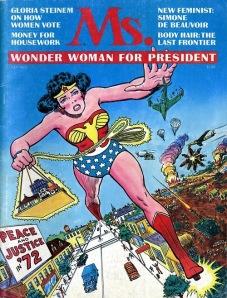 Ms Magazine Wonder Woman Cover